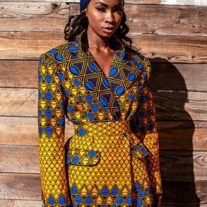 Chidinma Blazer (Women)